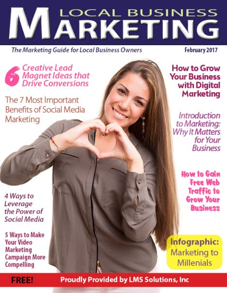 February 2017 Local Business Marketing Magazine