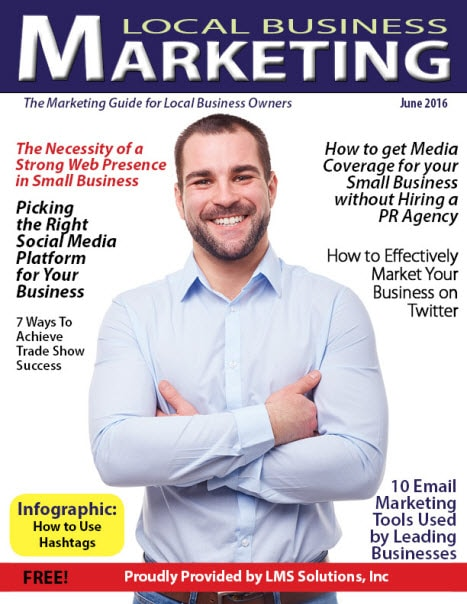 June2016 Local Business Marketing Magazine