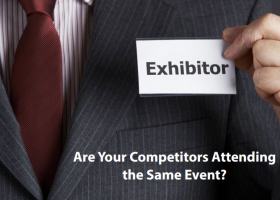 Are Your Competitors Attending the Same Event?