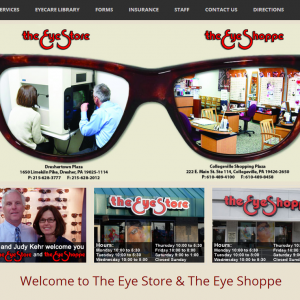 The Eye Store/Eye Shoppe