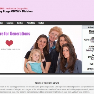 Valley Forge OB/GYN