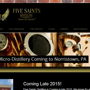 Five Saints Distilling