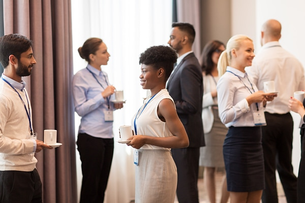 7 Ways to Make In-Person Networking Work Better for Your Business | LMS Solutions Inc.
