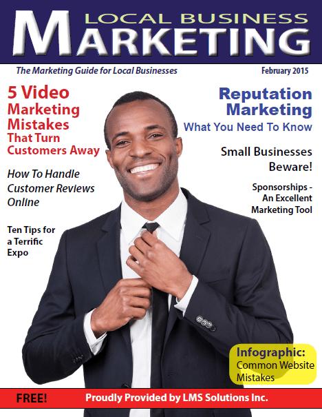 February 2015 Local Business Marketing Magazine