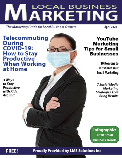 April 2020 Local Business Marketing Magazine