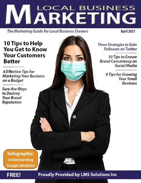 April 2021 Local Business Marketing Magazine