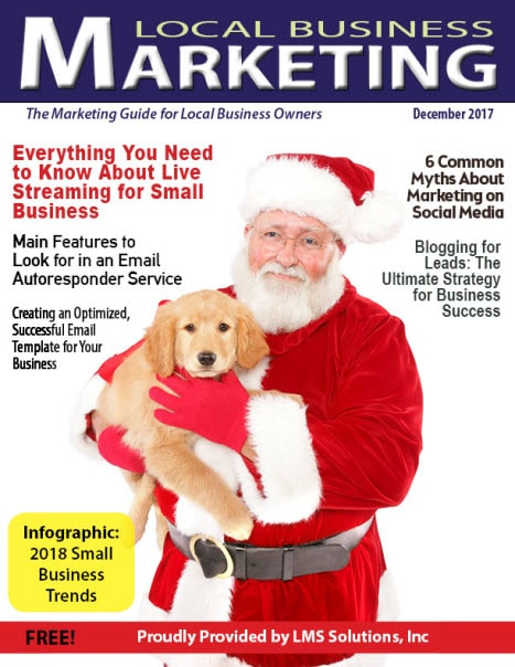 December 2017 Local Business Marketing Magazine