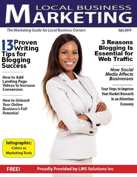 July 2019 Local Business Marketing Magazine