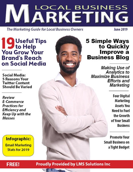 June 2019 Local Business Marketing Magazine