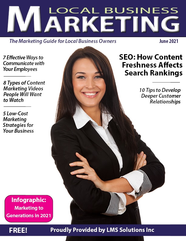 May 2021 Local Business Marketing Magazine