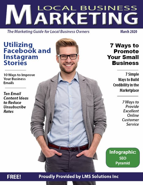 March 2020 Local Business Marketing Magazine