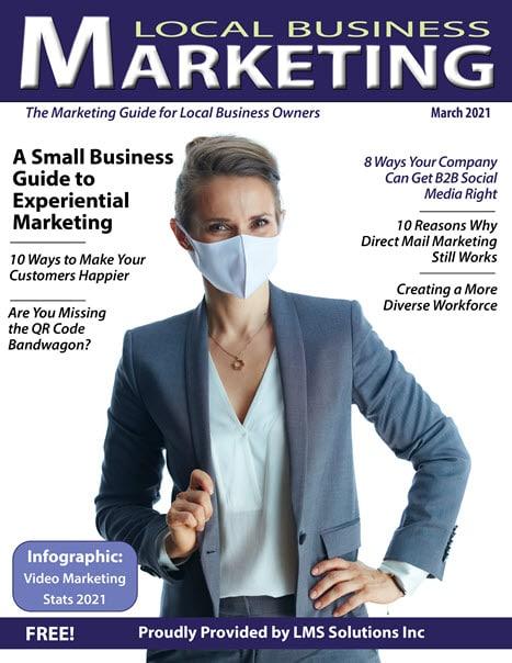 March 2021 Local Business Marketing Magazine