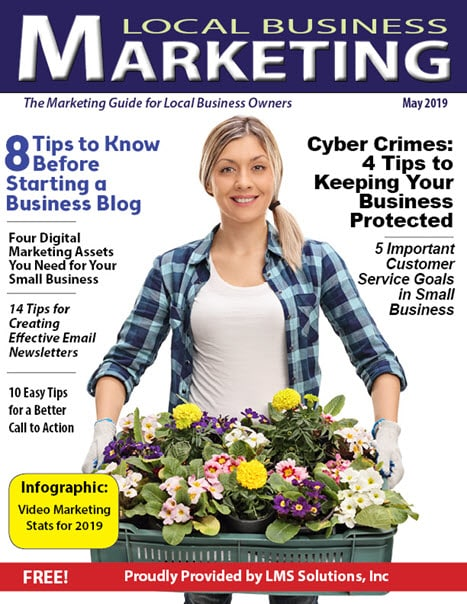 May 2019 Local Business Marketing Magazine