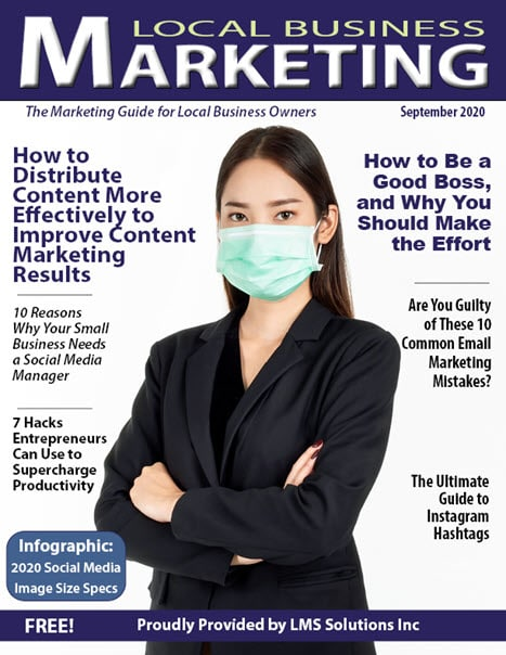 August 2020 Local Business Marketing Magazine