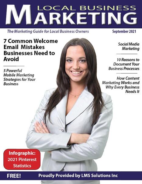 August 2021 Local Business Marketing Magazine